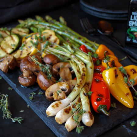 Image of Smoky Grilled Vegetables